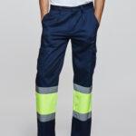 pantalon de alta visibilidad